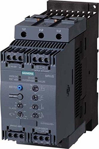 Siemens sirius - Arrancador suave 3rw40 55kw 400v 106a