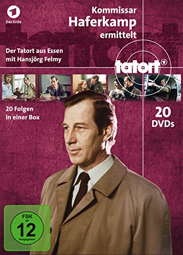 Kommissar Haferkamp Komplettbox (20 DVDs)