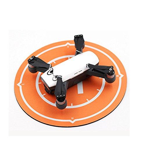 Hunpta @ 25cm Nylon Landeplatz für DJI Spark DJI Mavic Pro, Landing Pad Helipad Faltbar Landeplatz Drohne Zubehör