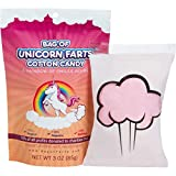 The Original Bag Of Unicorn Farts Cotton Candy Funny Novelty Gift for Unique Birthday Gag Gift for Friends, Mom, Dad, Girl, Boy Grandson Stocking Stuffer While Elephant Christmas