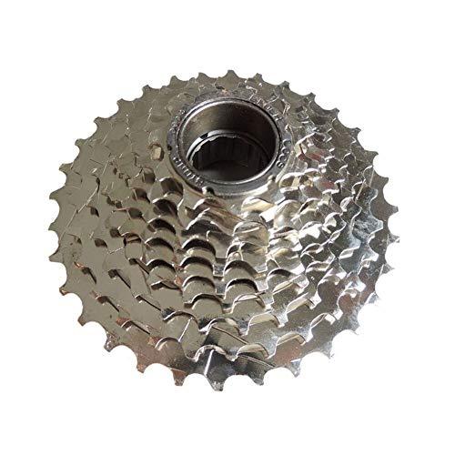 QXYOGO Cassettes Y PiñOnes 7 8 9 Bicicletas de montaña Velocidad de Cassette Rueda Rueda Libre (Size : 7speed)