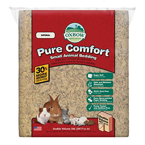 Oxbow Animal Health Pure Comfort Bedding, Natural,...