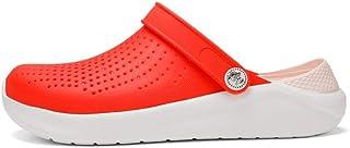 WYTX Verano Unisex Sandalias Planas Zapatillas Slip On Pantalones Transpirables Zapatos Loch Agua Zapatos de Playa Crok Zu...