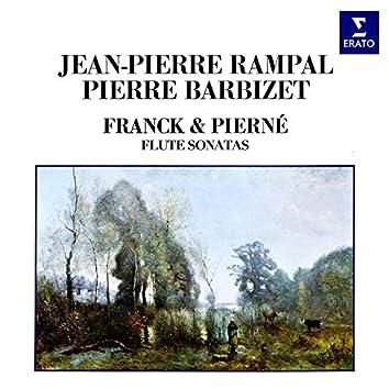 Franck & Pierné: Flute Sonatas
