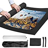 Best Puzzle Roll Ups - Jigsaw Puzzle Roll Up Mat Puzzle Saver Black Review