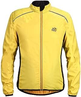 Cycling Skin Suit Outdoor Sports Long-sleeved Shirt Jacket Thin Section Splash-proof Windbreaker Moisture Wicking Jersey