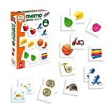 Diset- Juguete educativos Memo Photo Objects, Multicolor (68946)