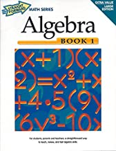 Algebra (Straight Forward Math Series/Book 1)