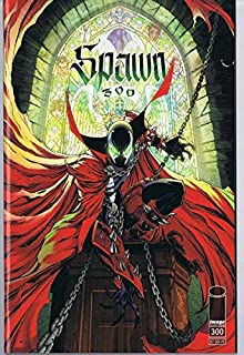 Spawn #300 2019 Image Comics J Scott Campbell