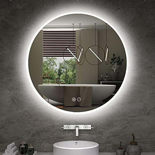 These Amazing LED Bathroom Mirrors Will Enhance Your Small Bathroom 17