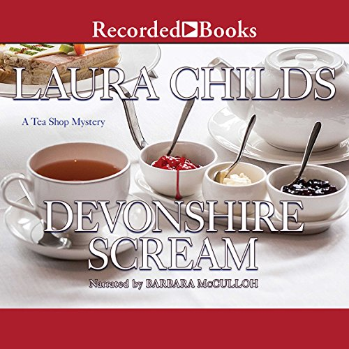 Devonshire Scream audiobook cover art