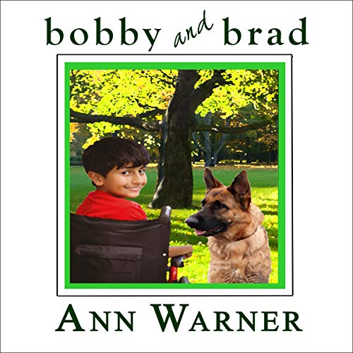 Bobby and Brad audiobook cover art