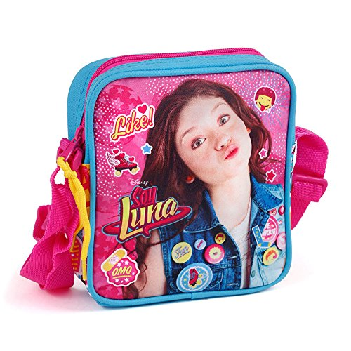 Disney - Soy Luna - Mini Schultertasche 18 x 16 x 5 cm