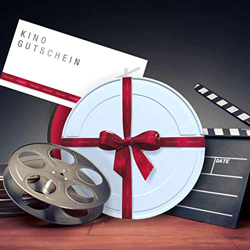 CinemaxX Filmdose Single mit 1 Kinogutschein