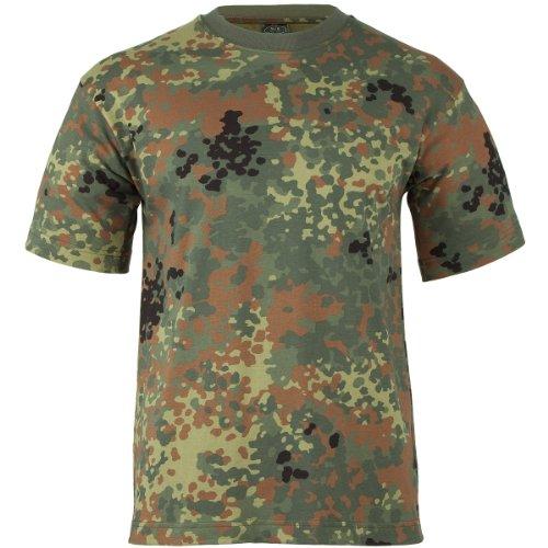 MFH - T-shirt - Homme - Vert - Vert - moyen