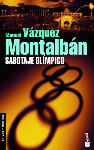 Sabotaje olímpico (Booket Logista)