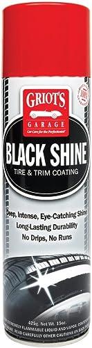 Griot's Garage 10938 Black Shine Tire & Trim Coating
