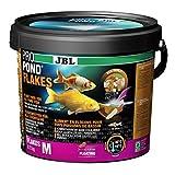 JBL ProPond Flakes M 0,72 kg/5,5l , Aliment en flocons pour tous poissons de bassin