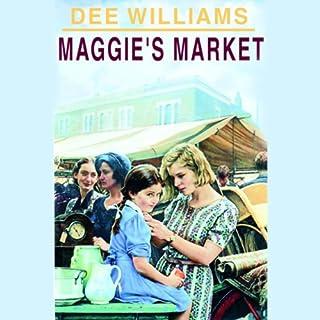 Maggie's Market audiobook cover art