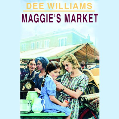 Maggie's Market audiobook cover art