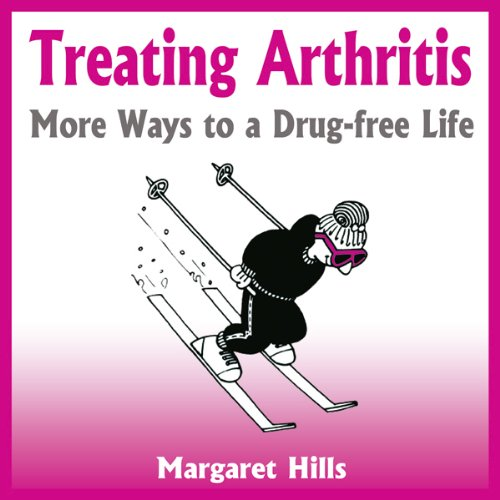 Treating Arthritis audiobook cover art