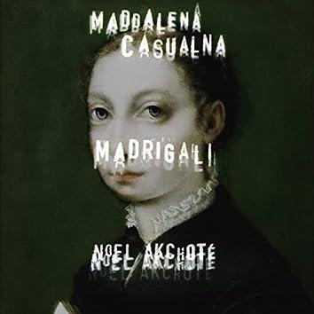 Maddalena Casulana: Madrigali (Arr. for Guitar)