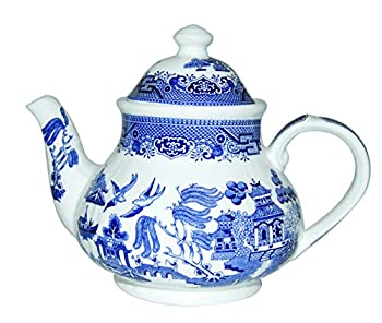 Best blue willow teapot Reviews