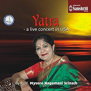 Yatra-A Live Concert in USA