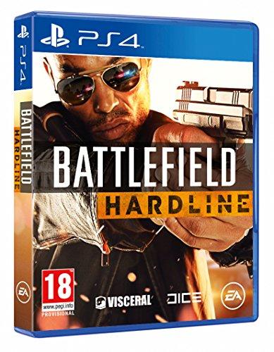 Electronic Arts - Electronic Arts Ps4 Battlefield Hardline - 1013624
