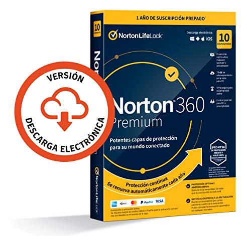 Antivirus Norton 3 Dispositivos Marca NortonLifeLock