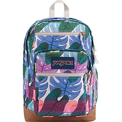 JanSport Cool Student Jungle Static One Size