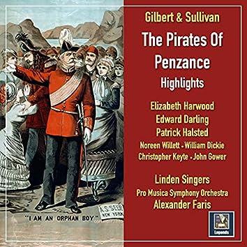 Sullivan: The Pirates of Penzance (Excerpts)