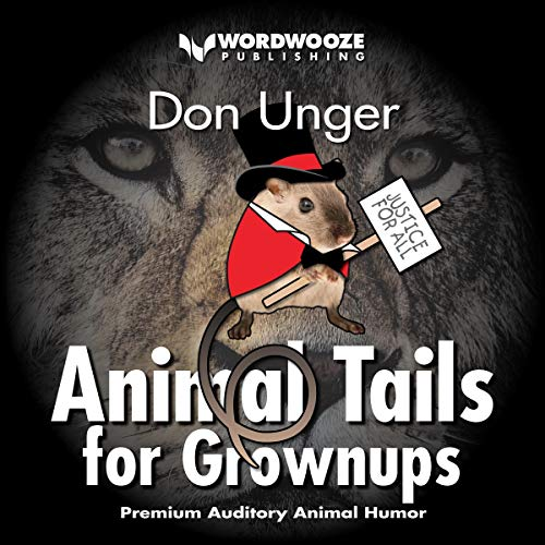Animal Tails for Grownups audiobook cover art