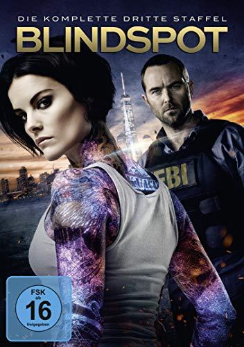 Blindspot - Die komplette dritte Staffel [4 DVDs]