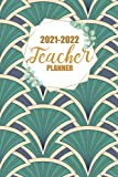 2021-2022 Teacher Planner: Lesson Plan Academic Diary with Hourly Periods