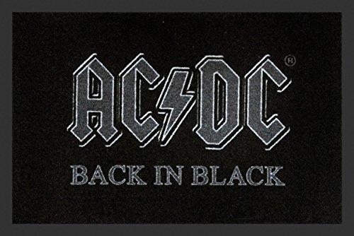 Fußmatte AC/DC - Back In Black