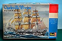 2053 未組 レべル タカラ (1977年) 全長40.6cm 小型帆船シリーズ チャールズW.モーガン アメリカ捕鯨船
