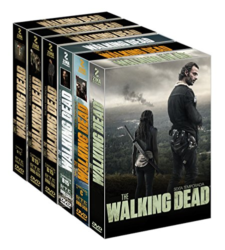 The Walking Dead. Temporadas 1-6 (Amazon Exclusive)