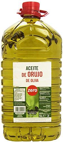 Zero - Aceite de orujo de oliva - 5 l