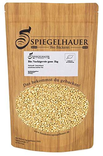 Bio Nacktgerste 1 kg für Gerstengras