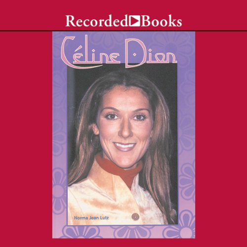 Celine Dion audiobook cover art