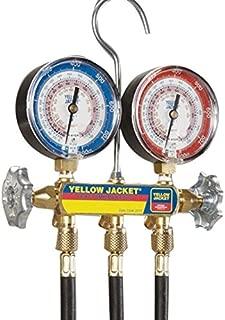 yellow jacket manifold hoses