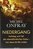 Michel Onfray: Niedergang