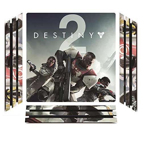 Destiny 2 Game Skin for Sony Playstation 4 Pro - PS4 Pro Console