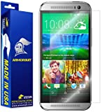 ArmorSuit MilitaryShield Screen Protector for HTC One M8 - [Max Coverage] Anti-Bubble HD Clear Film