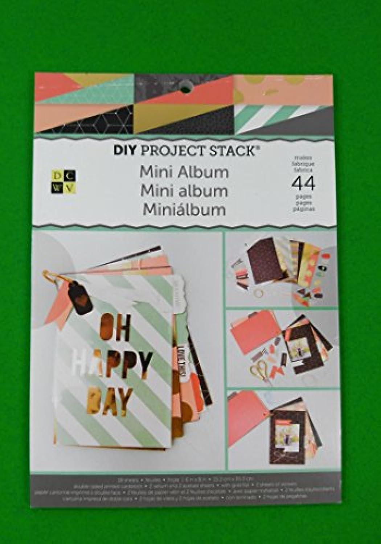 DIY Project Stack (Creates 44 custom Album - Scrapbook pages)