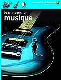 Instruments de musique - Les Yeux de la Découverte - 9 ans et +