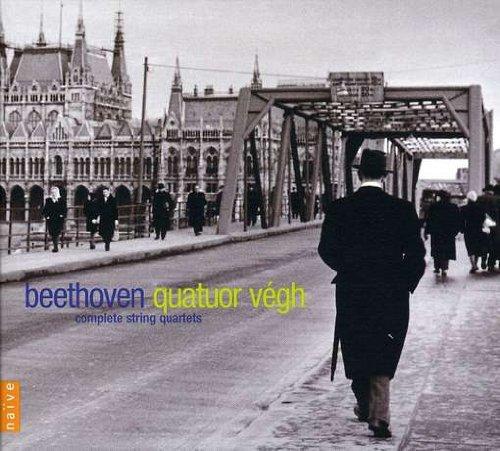 Beethoven: Quatuor Vegh, Complete String Quartets