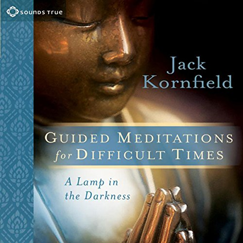 Guided Meditations for Difficult Times audiobook cover art