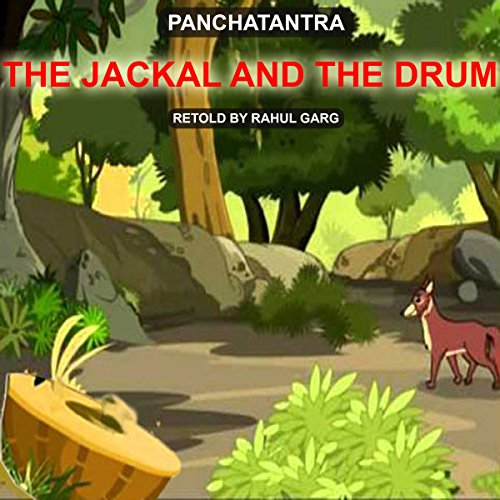The Jackal and the Drum audiobook cover art